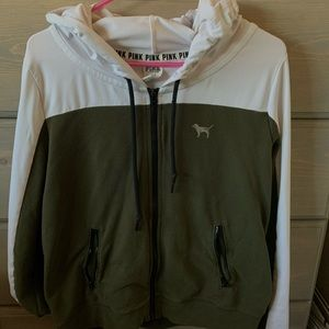 Victoria secret workout jacket